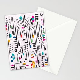MY SONG Stationery Cards