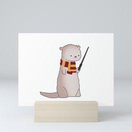 Harry Pawter Mini Art Print