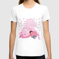 steven universe T-shirts featuring Steven Universe by Vivian Lindemberg Arcila