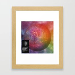 NEW WORLD EXPLORATION PROGRAM - Radiation Levels Framed Art Print