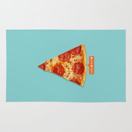 Pizza Rug