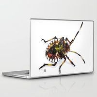 bug Laptop & iPad Skins featuring Bug by MSRomeiro