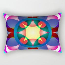 Atoms 37 Rectangular Pillow