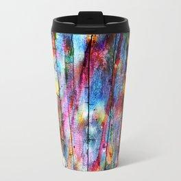 Colorful Symphony of Spring Travel Mug