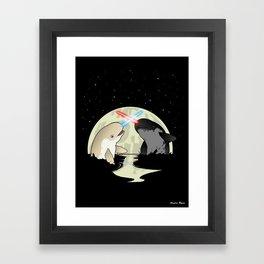 Star Wars - Nar Wars Framed Art Print