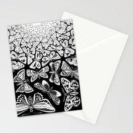 Escher - Butterflies Stationery Cards