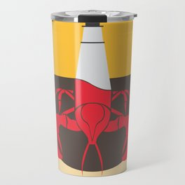 Lobster House Travel Mug