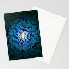Beneath The Hammer Stationery Cards