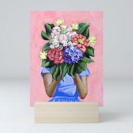 Sweet Blooms Mini Art Print