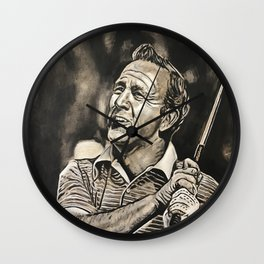 Arnold Palmer Wall Clock