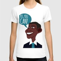 obama T-shirts featuring OBAMA by artic