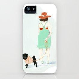Connie iPhone Case