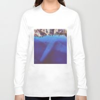 aviation Long Sleeve T-shirts featuring underwater aviation  by lizbee