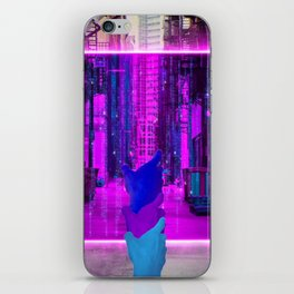 You are the only one stopping you iPhone Skin
