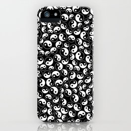 The Yin and the Yang iPhone Case