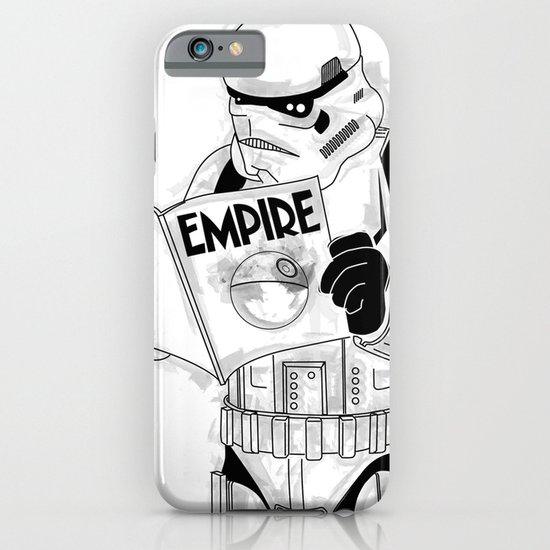 Stormtrooper Empire  iPhone & iPod Case