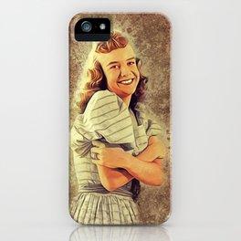 Janis Martin, Music Legend iPhone Case