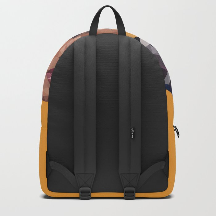 African woman Backpack