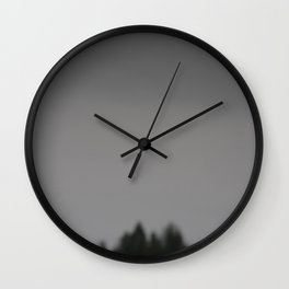 Floating Wall Clock