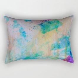 Needlework Rectangular Pillow