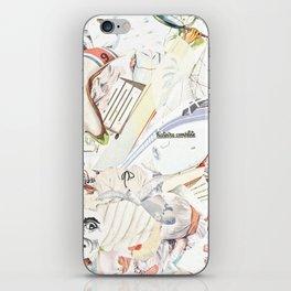 White iPhone Skin