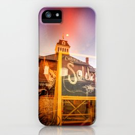 Diffraction 5 iPhone Case