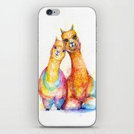Packa'Alpaca iPhone Skin