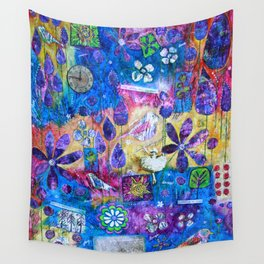Presence of Wonder Wall Tapestry