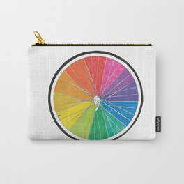 Color Wheel (Society6 Edition) Carry-All Pouch