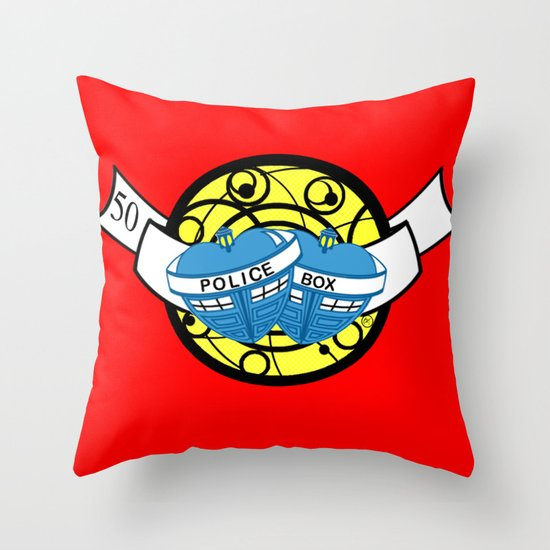 Who Loves you Sweetie Throw Pillow