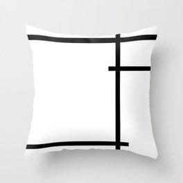 geometric #5 Throw Pillow
