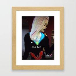 New Mara print t-shirts  Framed Art Print