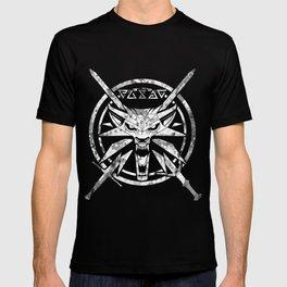 Wild White Wolf T-shirt
