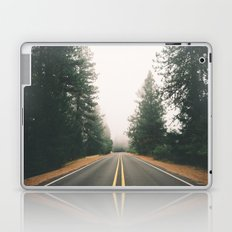Follow the Road Laptop & iPad Skin