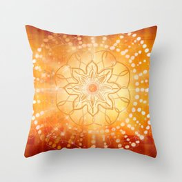 Svadishthana - Chakra 2 Throw Pillow
