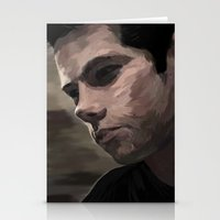 dylan Stationery Cards featuring dylan by Finduilas