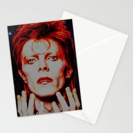 Star Man Stationery Cards