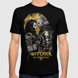 Geralt and Yennefer T-shirt