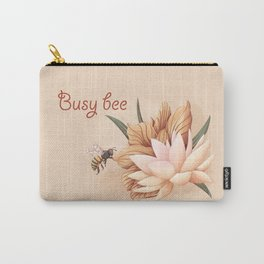 Full bloom | Busy bee Carry-All Pouch
