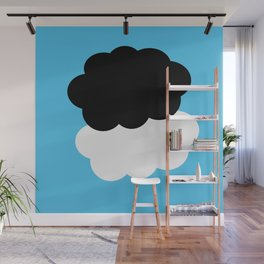 The Fault in our Stars  °  clouds Wall Mural