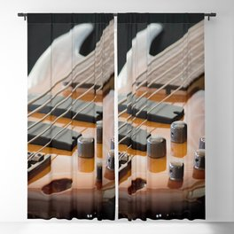 Music is Real Magic Blackout Curtain