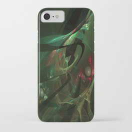 Christmas Universe iPhone Case