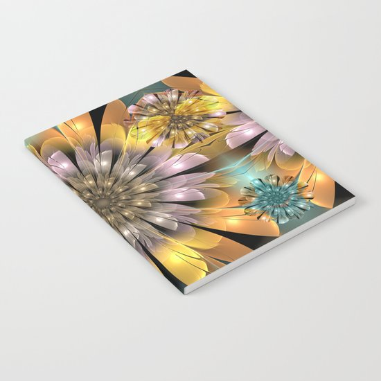 Dream Flower Notebook