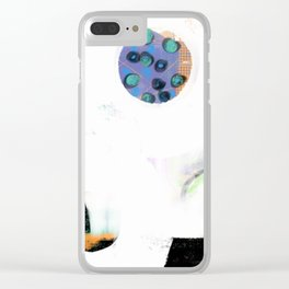 Three Souls Clear iPhone Case