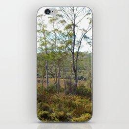 Mountain bush 2 iPhone Skin