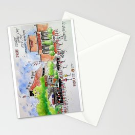 ESPN Game Day 2014 Stationery Cards