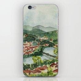 Florence Views iPhone Skin