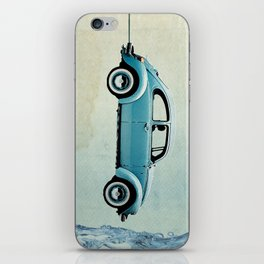 Water Landing Bug iPhone Skin