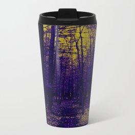 Woods stream Metal Travel Mug
