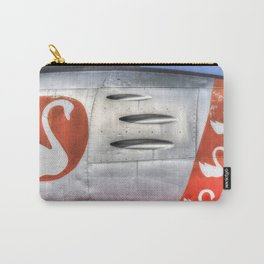 F-86E Sabre Flying Swans Carry-All Pouch